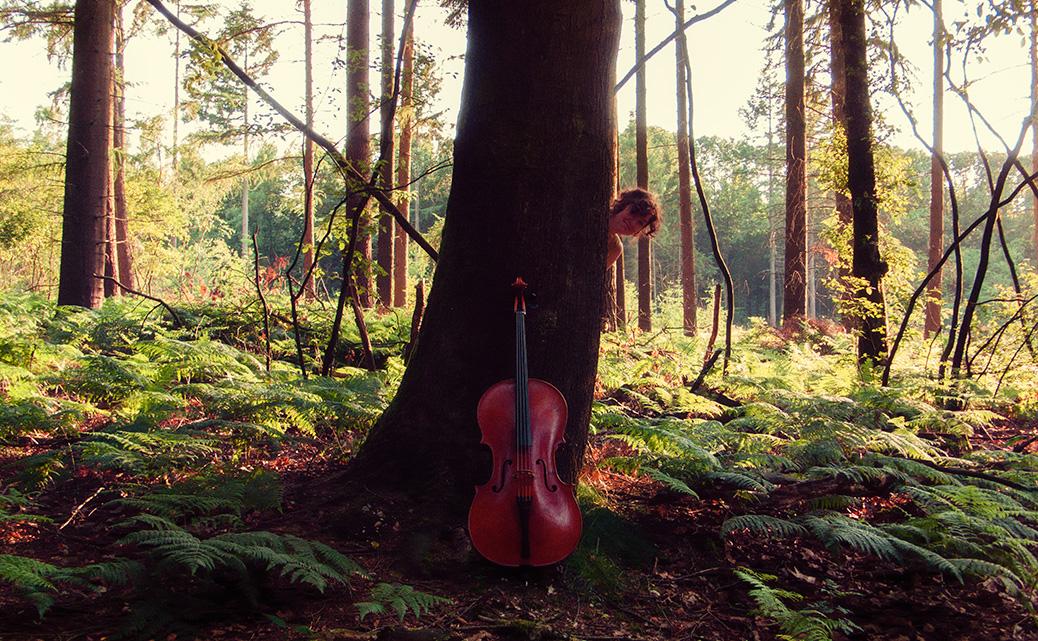 Celloles bij de celloklas van Mirjam Daalmans