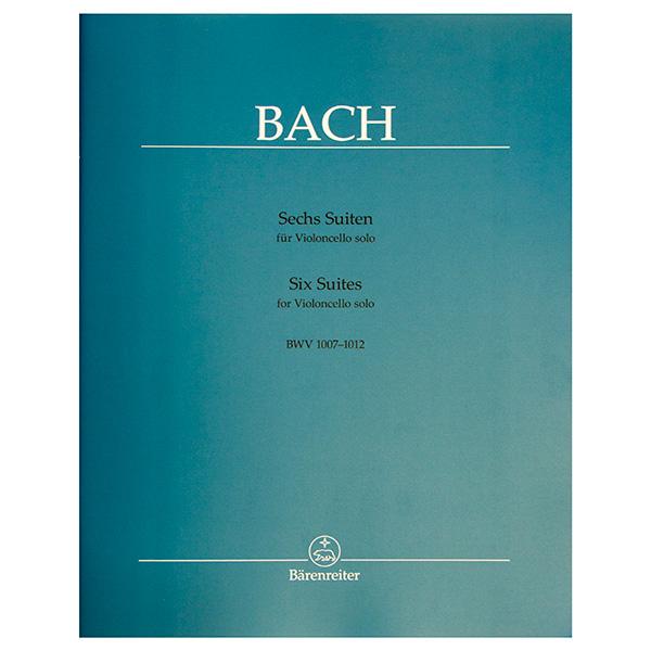 Zes solo suiten J.S Bach