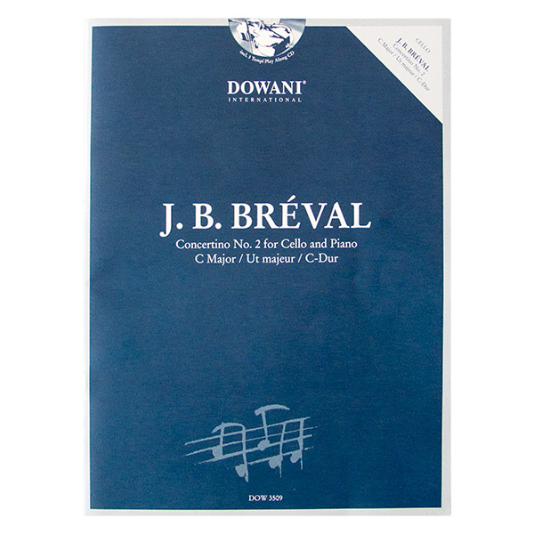 Concertino no.2 C-Majeur Breval