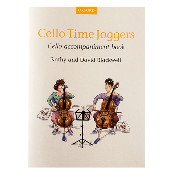 Cello Time Joggers accopaniment