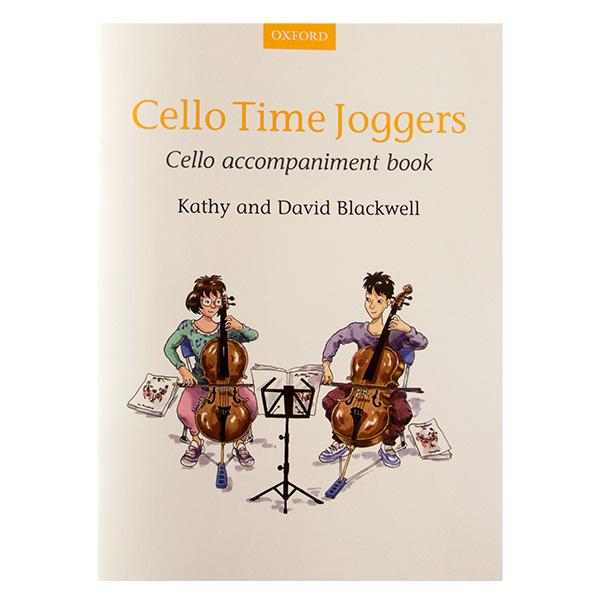 Cello Time Joggers accompaniment
