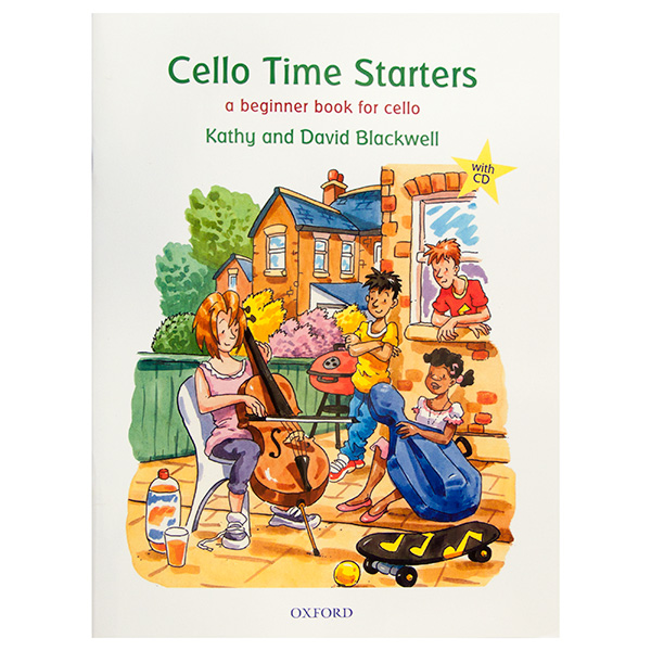 Cello time Starters