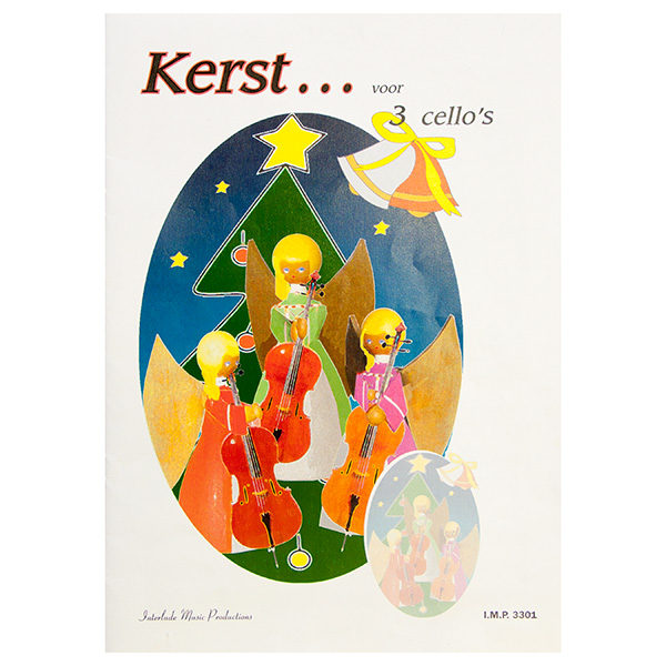 Kerstliedjes cello