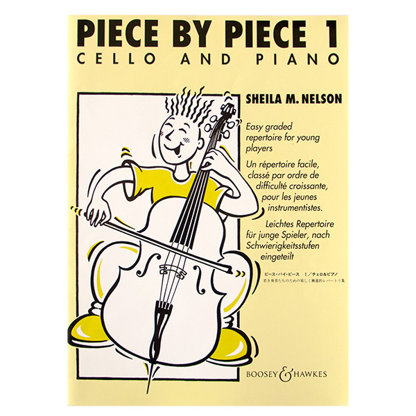 Piece by Piece 1 Cello and Piano