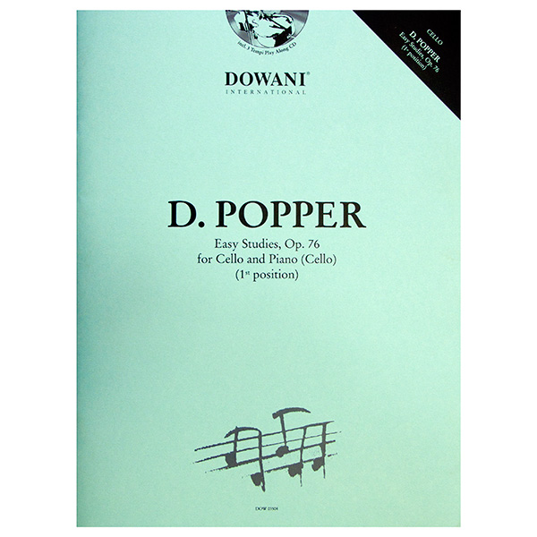 Easy studies op.73 Popper