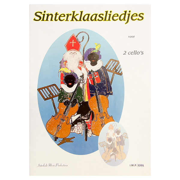 Sinterklaasliedjes cello