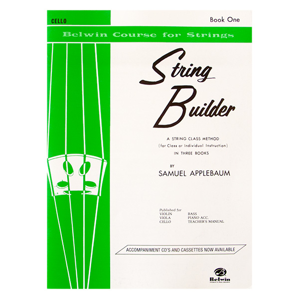 String Builder S.Applebaum book one