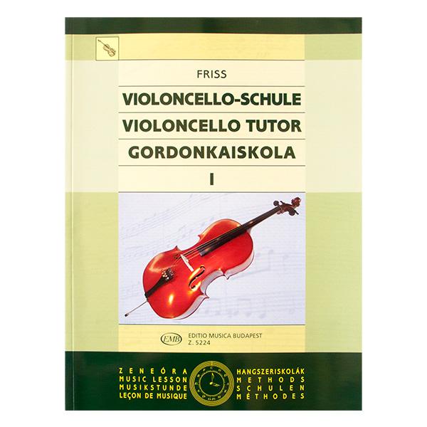 Violoncello Shule A. Friss