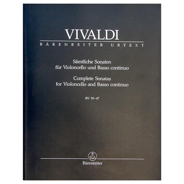 vivaldi verzamelde sonaten