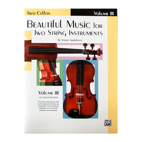 Beautiful Music for two instruments 3