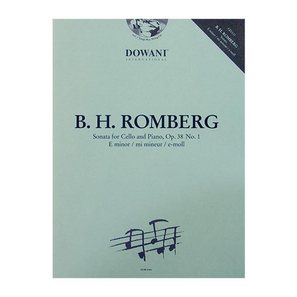 Sonata Romberg op.38 No.1