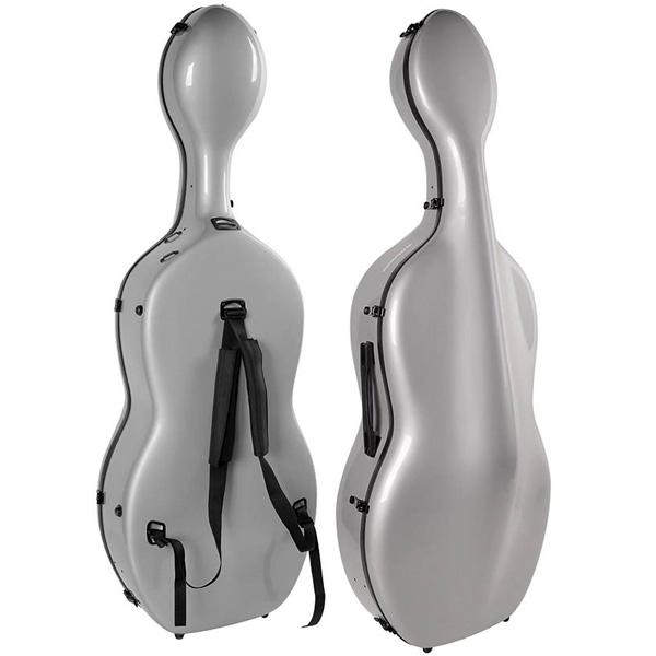 Musilia S2 2,9 kg Cellokoffer Zilver S.E.