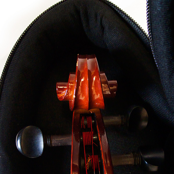 Cello tas rugzak Student