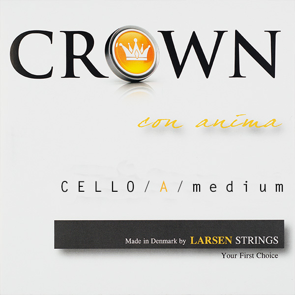 Cellosnaar Larsen Crown A-I Medium