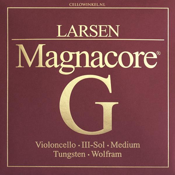 Cellosnaar Larsen Magnacore G-III Medium