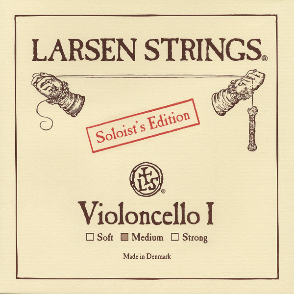 Cellosnaar Larsen Soloists' Edition A-I Medium