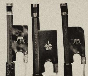 Originele Watson - Hill strijkstokken