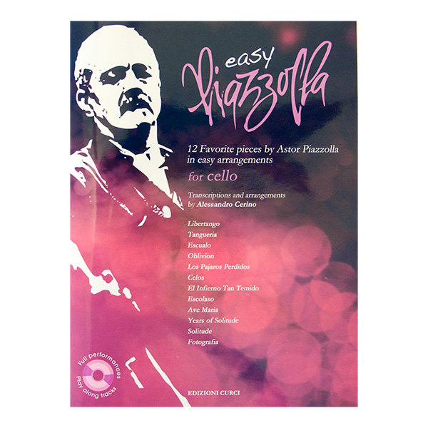 Easy Piazzolla for Cello