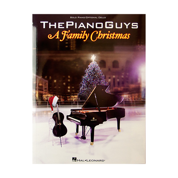 Pianoguys The Family Christmas cello and piano