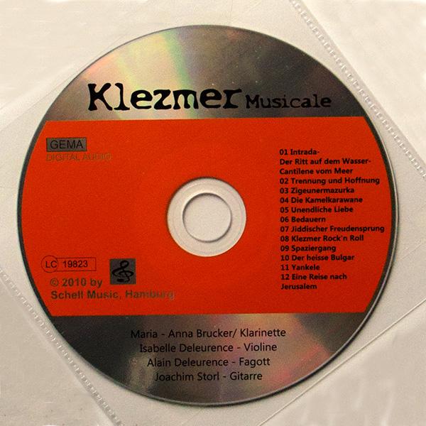 Klezmer Musicale voor Cello