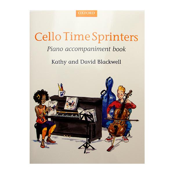 Cello Time Sprinters Piano accompaniment book