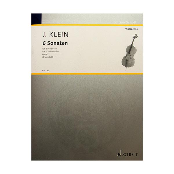 J. Klein 6 Sonaten