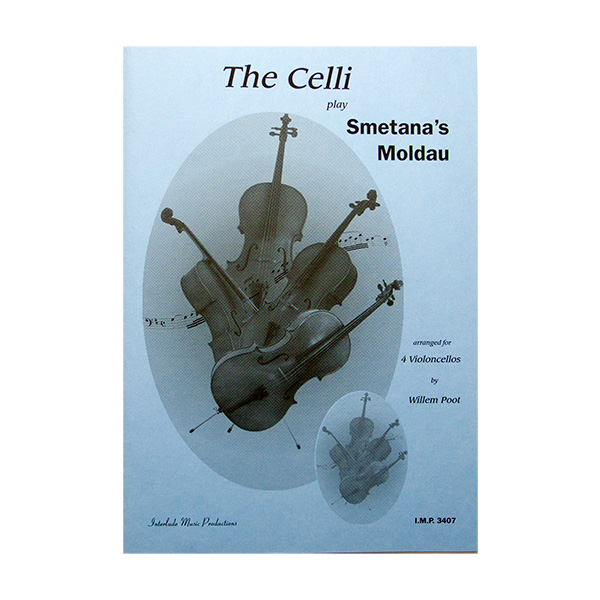 The Celli play Smetana's Moldau arranged for 4 violoncellos by Willem Poot
