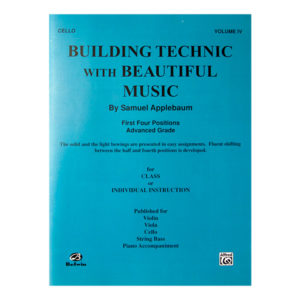 Building technic with beautiful music deel 4