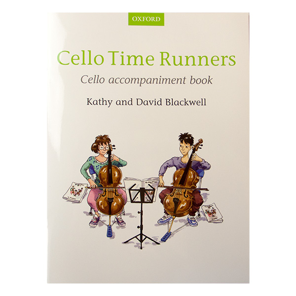 Cello Time Runners Cellobegeleiding