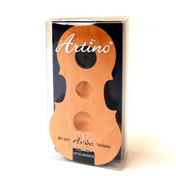 Artino Cello Plankje met drie pinhouders