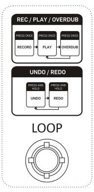 Ditto Mic Looper uitleg werking loopen
