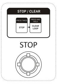 Ditto Mic Looper werking stop functie