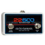 Electro-Harmonix 22500 Dual Stereo Looper foot controller