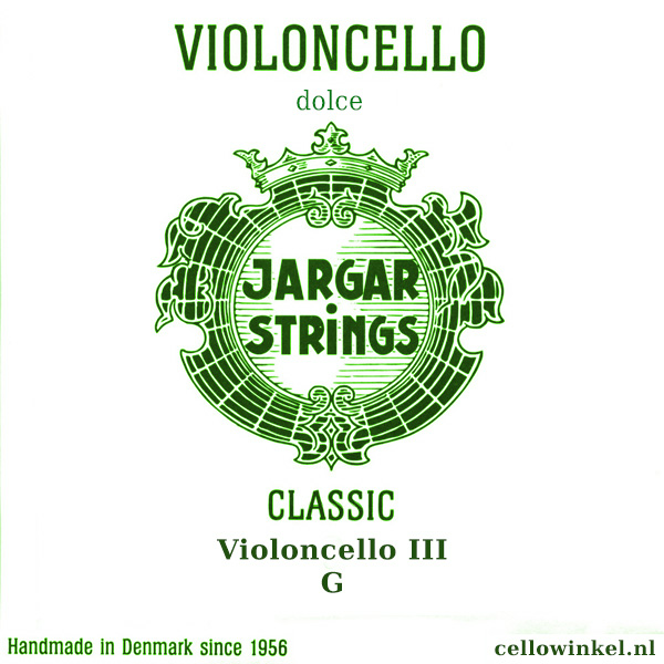 Jargar Strings Violoncello III G Classic Dolce set
