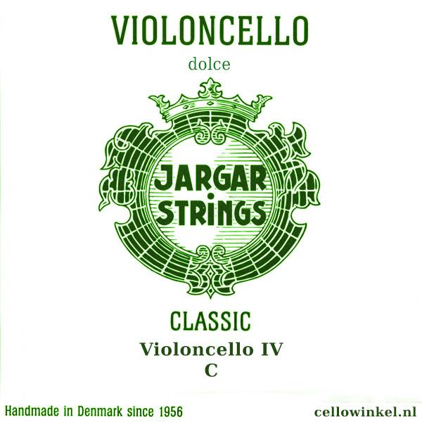 Jargar Strings Violoncello IV C Classic Dolce set