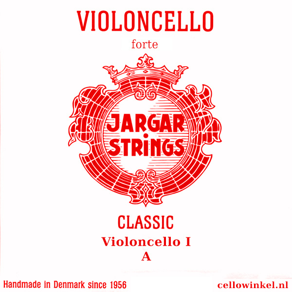 Jargar Strings Violoncello I A Classic Forte set