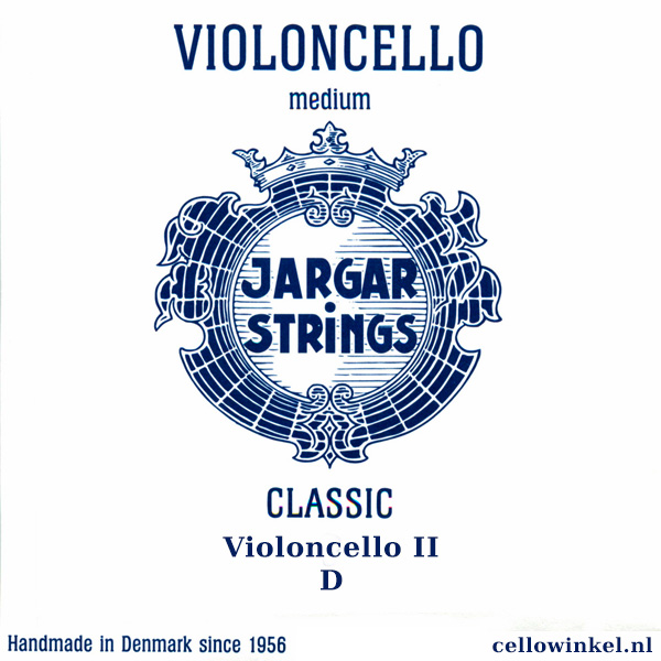 Jargar Strings Violoncello II D Classic Medium