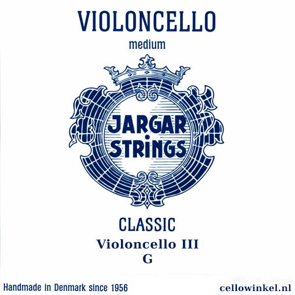 Jargar Strings Violoncello III G Classic Medium