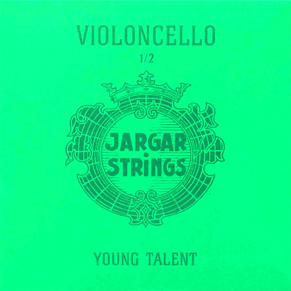 Cellosnaren Jargar Young Talent 1/2 set medium