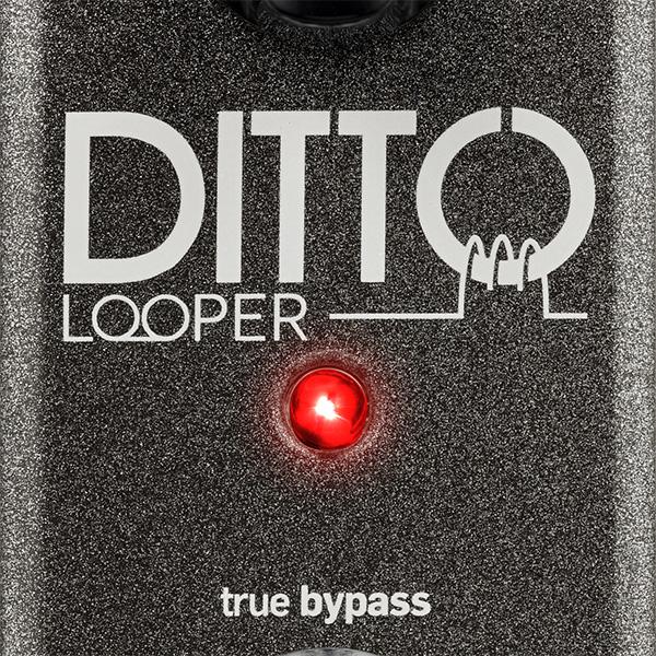 TC Electronic Ditto Looper voor de cello