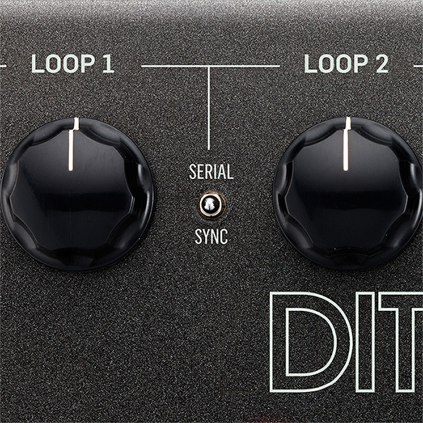 Ditto X4 Looper van TC Electronic voor cello