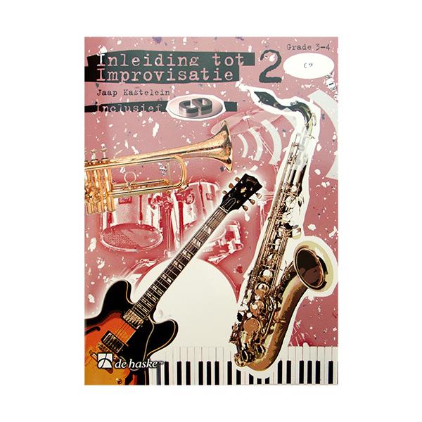 Inleiding tot improvisatie 2 voor Cello