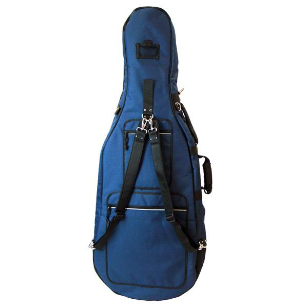 Cello hoes blauw GEWA Premium