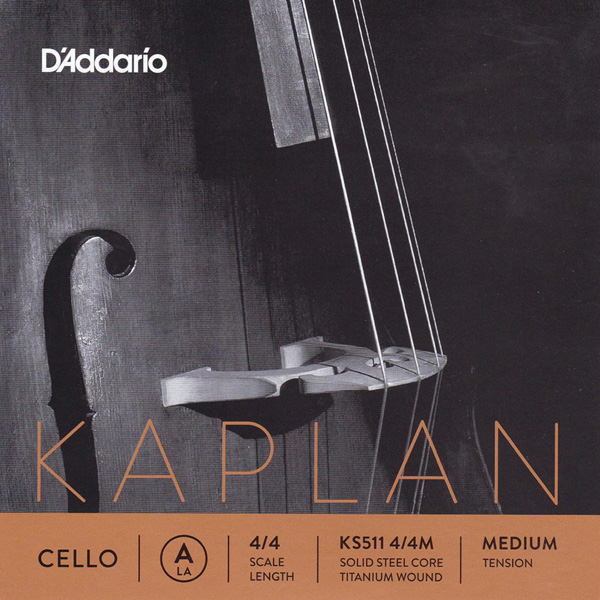 Kaplan D'Addario Cello A I 44