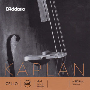 Kaplan D'Addario Cello set 44