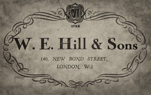 W.E. Hill & Sons logo