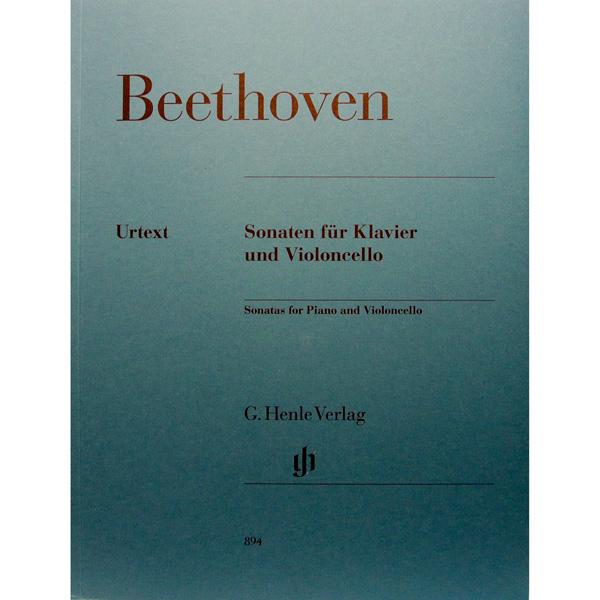 Beethoven Sonaten für Klavier und Violoncello
