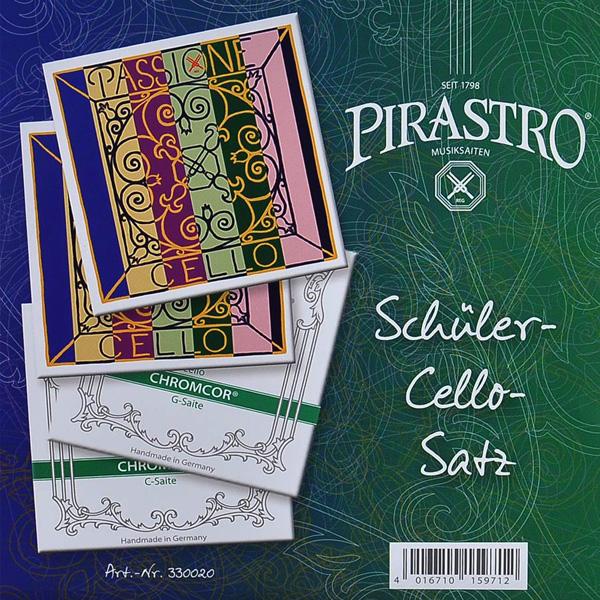 Pirastro Student Cello Set snaren