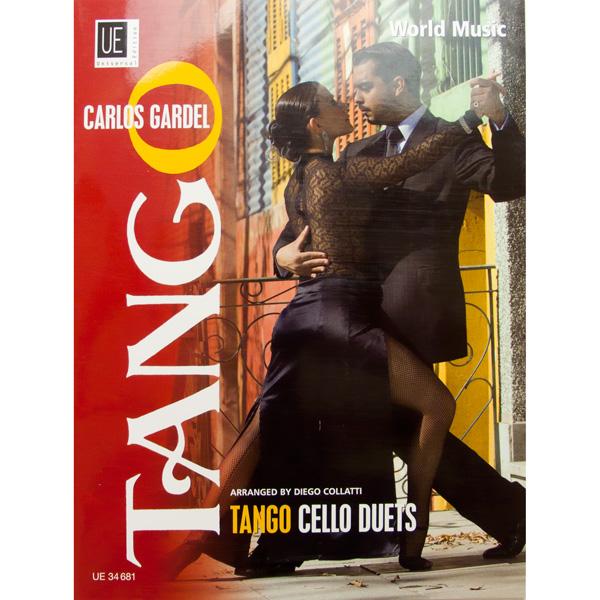 Tango Cello Duets Carlos Gardel