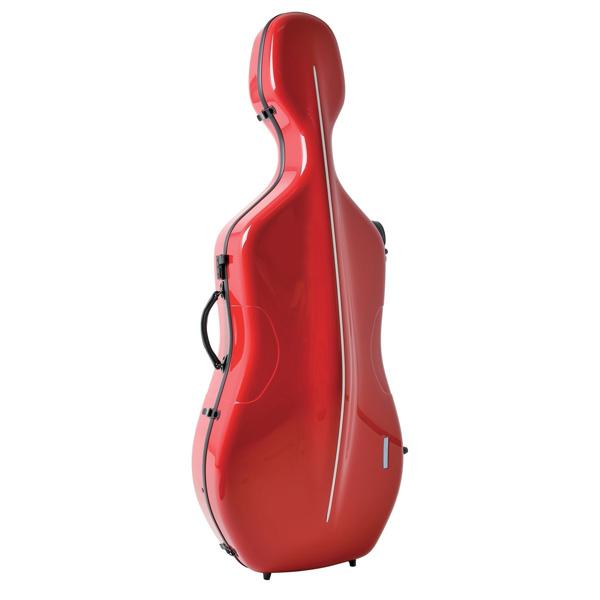 Cellokoffer GEWA Air rood op cellowinkel.nl